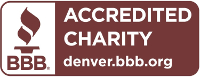 A BBB Accredited Charity